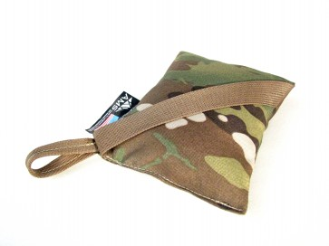 Rear Sniper Bag for Prone Rifle Shooting