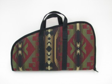 Southwestern Tapestry Scoped Pistol Case - 111TAP