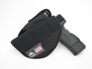 Ambidextrous Belt Holster with Magazine Pouch - 300MP