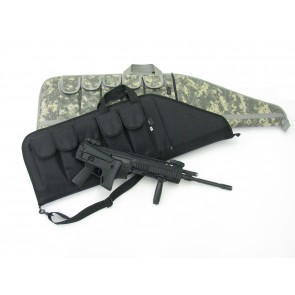 Black and ACU Assault Cases