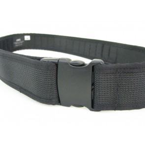 Rifle Cartridge Belt with Buckle Closure
