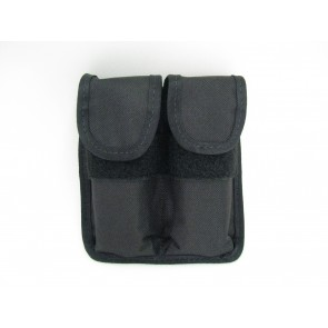 Nylon Double Mag Pouch (standard calibers) -23D0D